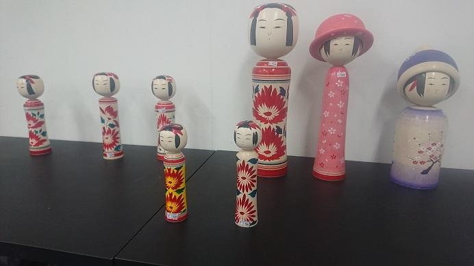 鳴子こけしまつり横浜展
